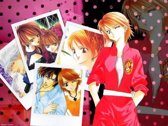 personaje de anime que te identifique o admires! Kyoko