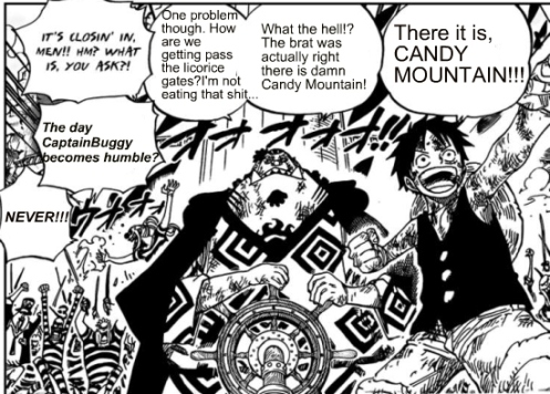 I wonder if they'll have to cross a bridge...XD Shun those who don't get the reference! :P