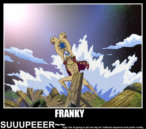 Franky Poster