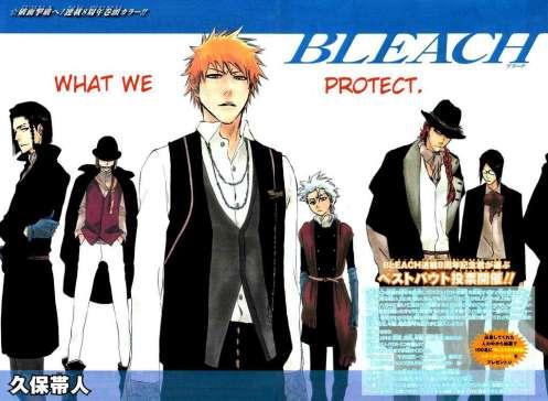 Bleach - subliminal style ;)
