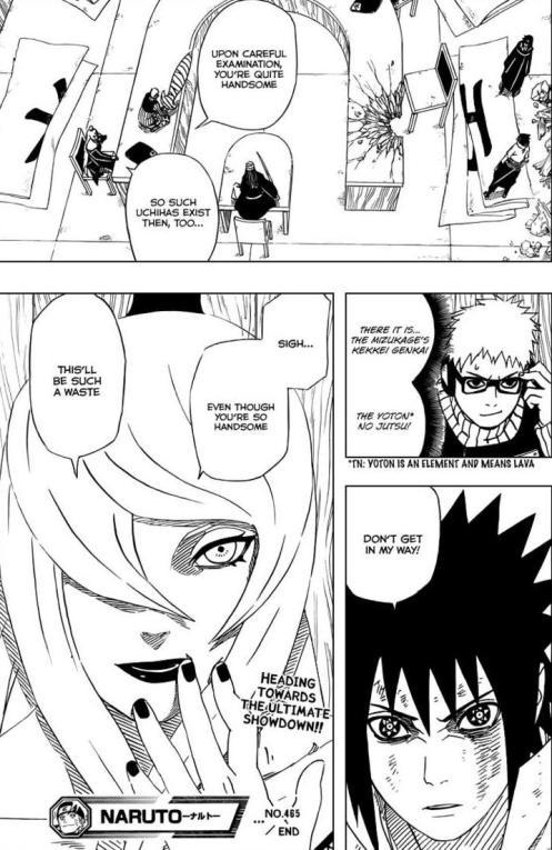 Child Molesting, the Mizukage does it with a smile o_o