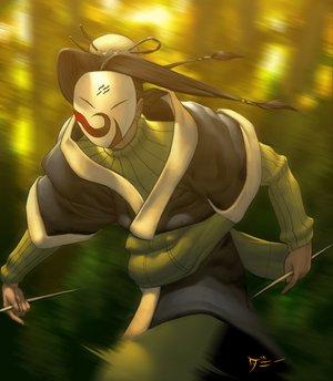 Lute contra Haku