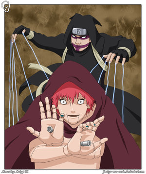 Naruto Spam - Page 2 Kankurou_and_sasori_puppet_by_jiraiya_ero_sanin