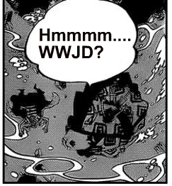 BTW, that's 'What Would Jimbei Do'! ;)