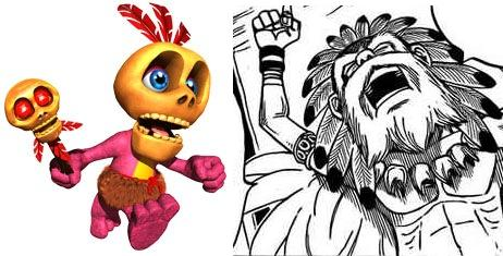 Any else see the resemblance here, or is it just me? O__o