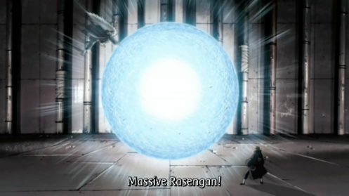 And, borrowing another line from DBZ... Spirit Bomb!!!!! (This is not a pokeball) <_<