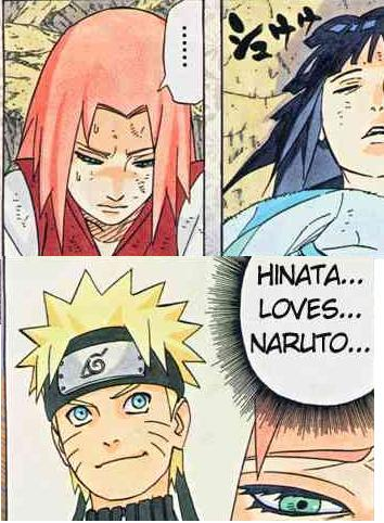 why hinata did it final