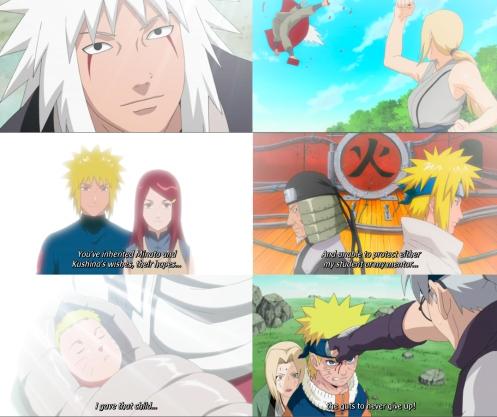 Jiraiya's Memories