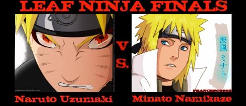 Naruto vs. Minato