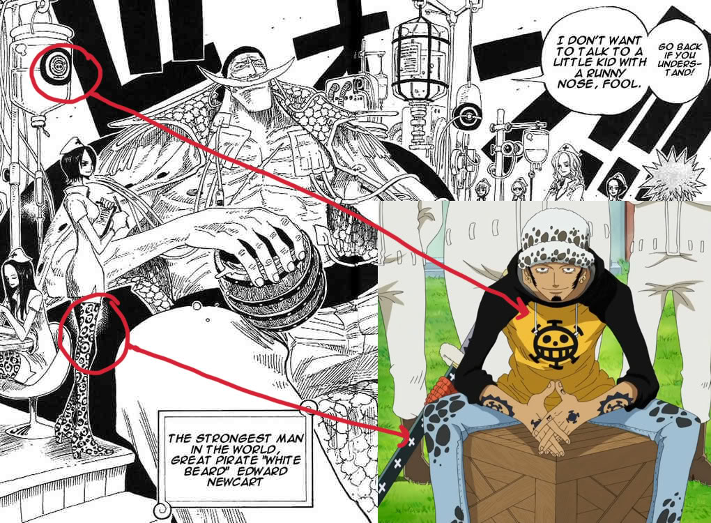 Thanks to Takashid for the theory no matter how crazy it is     Luffy Vs Kaido