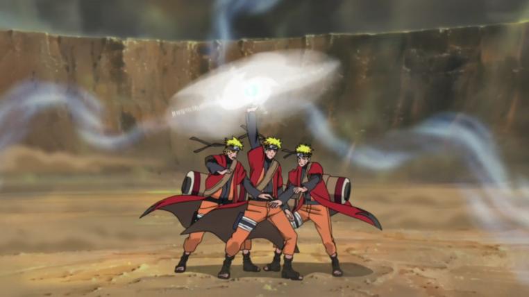 naruto shippuden sage mode rasen. Naruto you one bad mamajama!