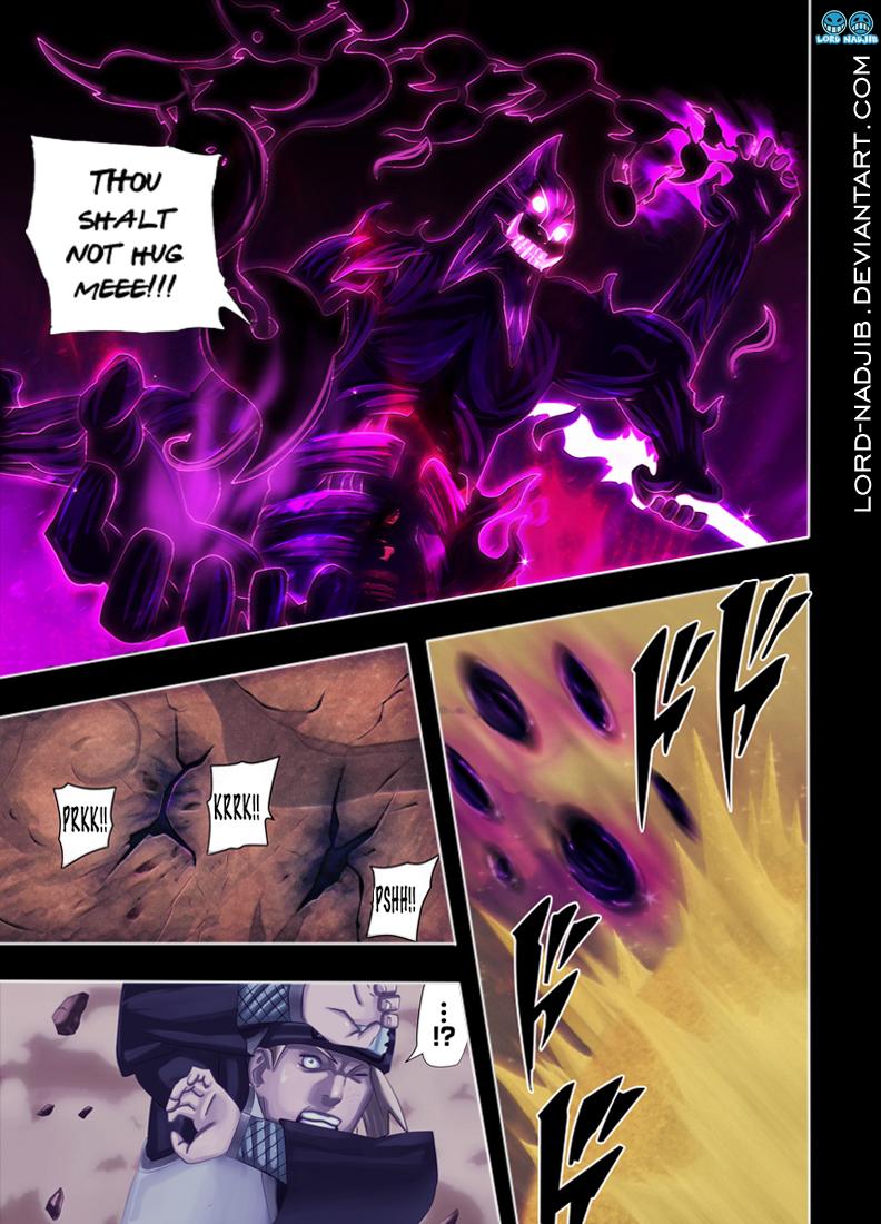 Naruto Manga Breakdown WRA Page 12