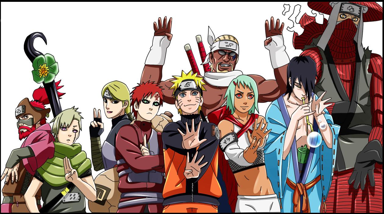 Naruto 10 Tails JinchuurikiNaruto Shippuden Jinchuuriki 10 Tails