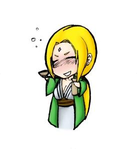 Drunk_chibi_Tsunade_by_SumiHatake