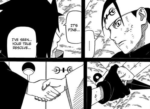Hashirama's resolve