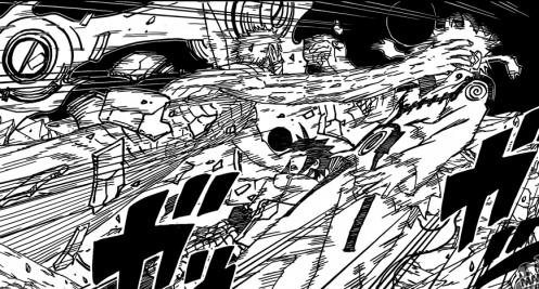Double facepalm. Because Sasuke's still emo and Naruto's still dumb. >_>