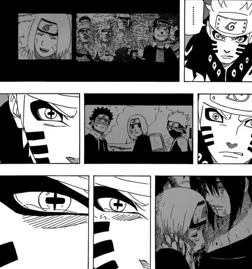 Naruto's Sympathy
