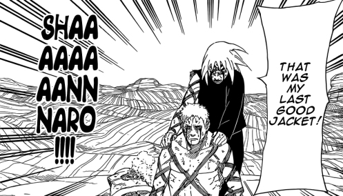Nisam $Pavo: Only Obito understands Sakura's pain.
