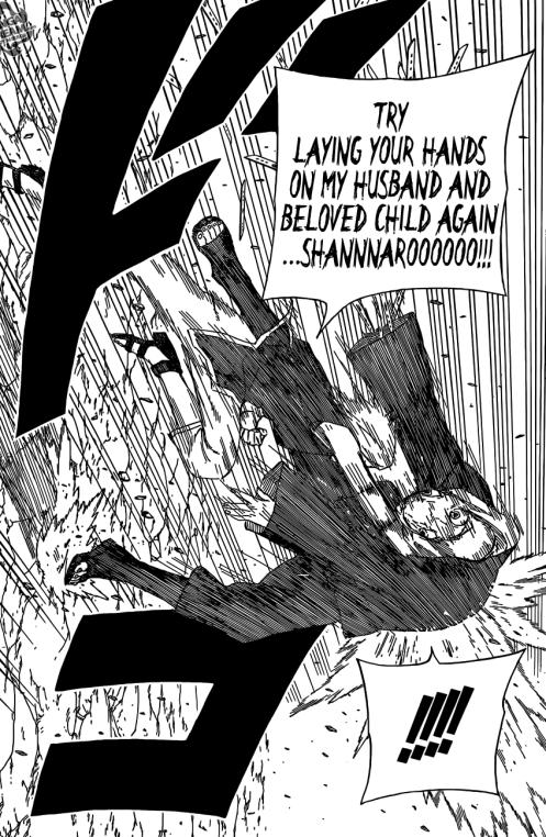 That awkward moment when Sakura ends up saving everyone...